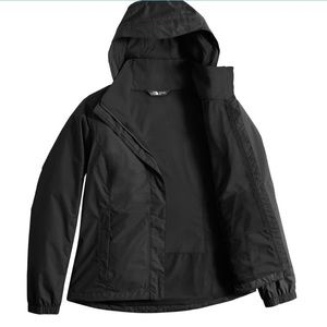 Northface Resolve Hooded Fleece and Shell